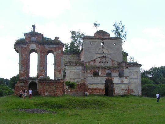 Kościół parafialny pw. św. Stanisława w Starym Wiśniowcu