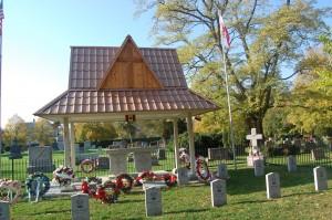 Polski cmentarz wojskowy w Niagara-on-the-Lake