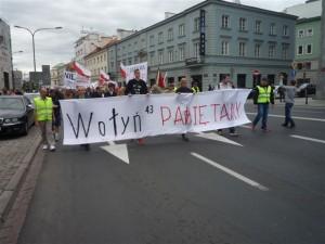 35-Warszawa - Marsz Pamięci w 72. rocznicę Krwawej Niedzieli na Wołyniu (11 lipca 2015 r.)