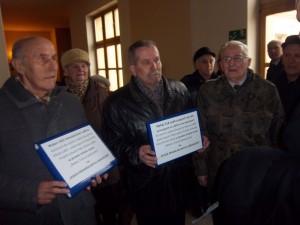 Domagamy się skweru Sprawiedliwych Ukraińców