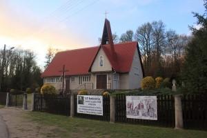 1 kościół w Ryczeniu