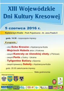 4.Dni KUltury Kresowej -godz. 14.30