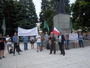 Pomnik Marii Curie-Skłodowskiej