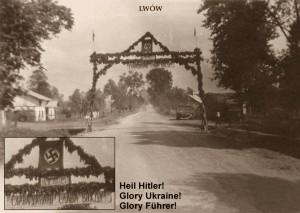 g Brama powitalna Lwów 41a