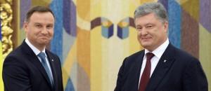 Duda Poroszenko