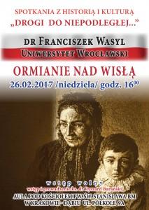 Kraków Wasyl wykład Ormianie