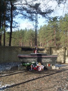 Ponary - polski memoriał  2