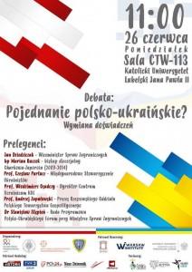 Debata w Lublinie