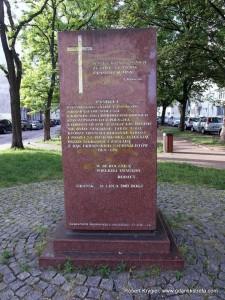 Gdańsk dewastacja
