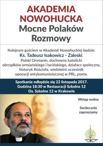 Kraków 22 XI 17